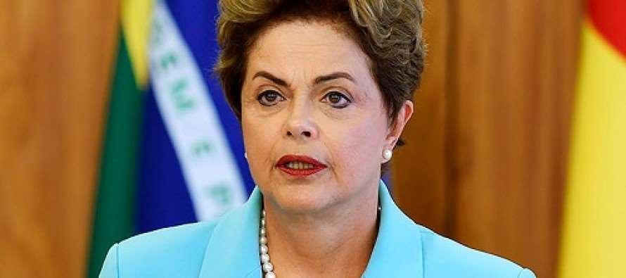 Dilma: mesmos golpistas que elegeram Cunha salvaram Temer