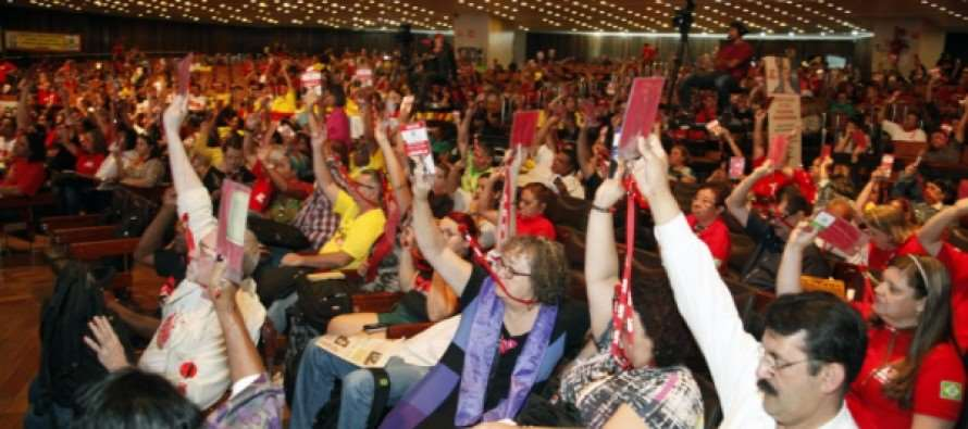 CUT celebra 34 anos e realiza Congresso Extraordinário a partir da próxima segunda (28)
