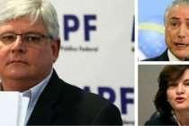 Janot denuncia: fora da agenda, Temer têm encontros com futura PGR Dodge