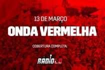 13/03 – Movimentos vão às ruas defender a democracia