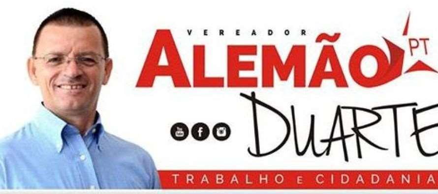 #PTemSantoAndré: Boletim do vereador Alemão Duarte