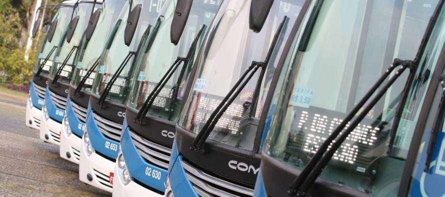 [#SantoAndré] Carlos Grana promove a maior renovação da frota de ônibus da história da cidade