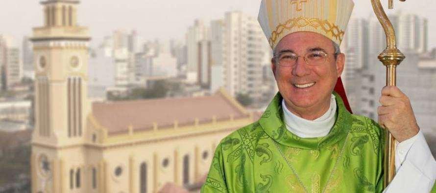 (26/07) Dom Pedro Carlos Cipolini toma posse como bispo da Diocese de Santo André