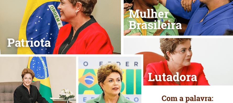 """""""Mulher brasileira, patriota, correta, lutadora e de fibra"""", diz empresário sobre Dilma"""