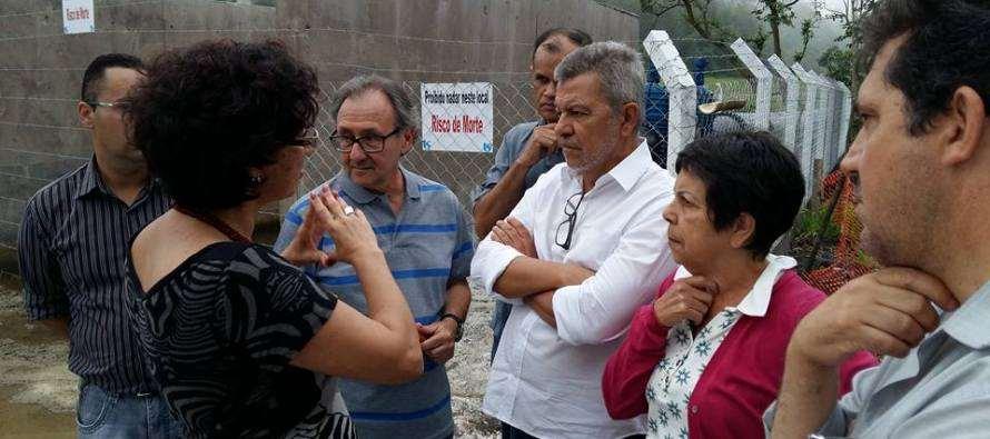 #AtuaçãoParlamentar: Deputado Luiz Turco denuncia descaso da SABESP no ABC