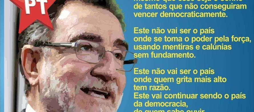 Patrus Ananias sofre ataque fascista em Belo Horizonte e cala agressores
