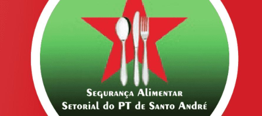 #RedesSociais: Setorial Municipal de Segurança Alimentar do PT de Santo André lança canais nas redes sociais