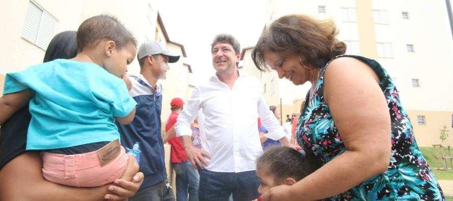 #GovernoGrana: Emoção e felicidade marcam entrega de 176 apartamentos em Santo André