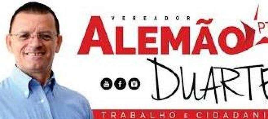 [#VereadorSantoAndré] Confira o boletim digital do vereador Alemão Duarte