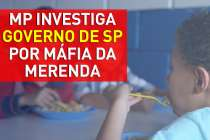 [#Merendão] Bancada do PT apresenta pedido da CPI da Merenda