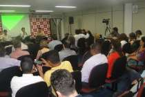 #FórumDeConjunturaPTSP: Márcio Pochmann e Artur Henrique apresentam desafios e propostas para estado de São Paulo retomar crescimento