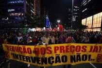 Petroleiros vêem ação política de tribunal e orienta suspensão da greve