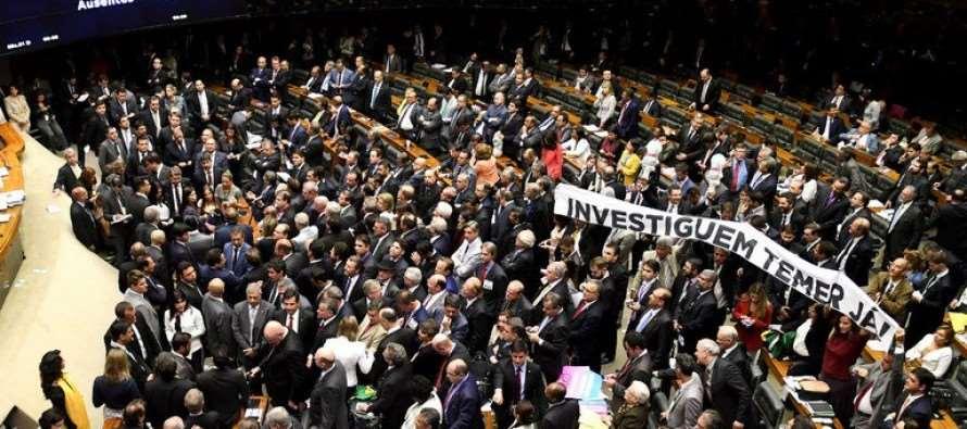 Aldo Fornazieri: Temer e a morte moral do Brasil