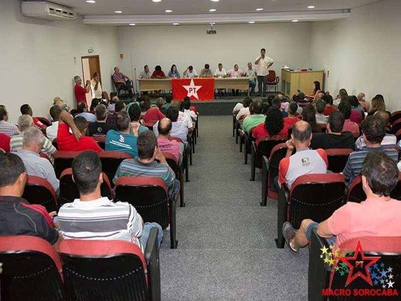 [1604] Plenária Regional Macro Sorocaba1