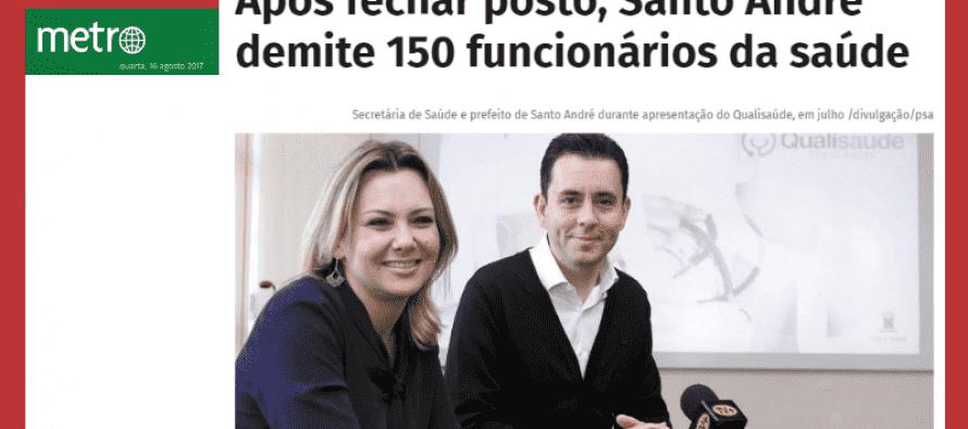 Reportagem denuncia governo Paulinho Serra (PSDB) pela demissão de 150 funcionários da saúde