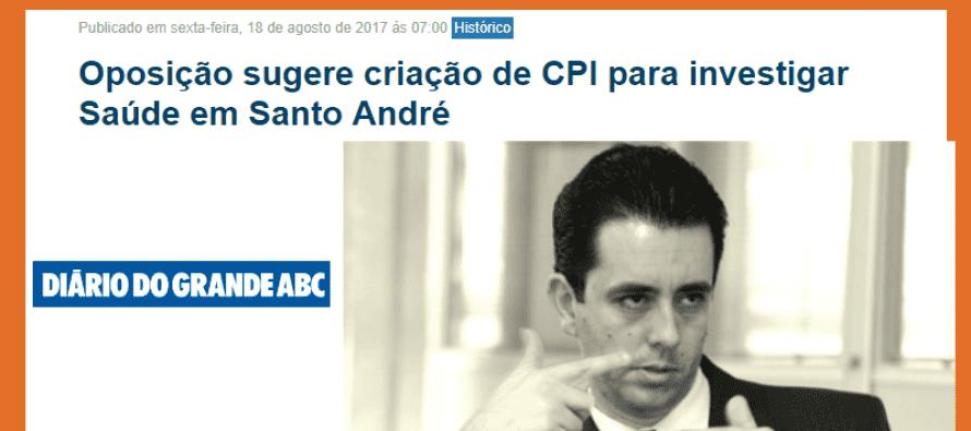 PT cogita CPI para investigar a Saúde no governo Paulinho Serra (PSDB)