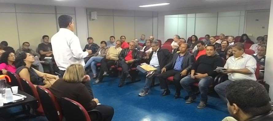 Fórum GTE PT-SP: Na Câmara, Reforma Política mantém sistema de votação e coligações nas eleições