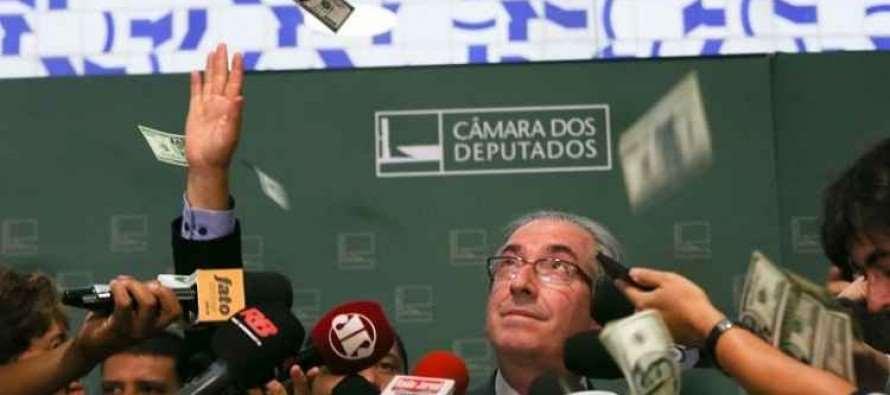 Na Mira da Receita, Cunha tem aumento patrimonial injustificado
