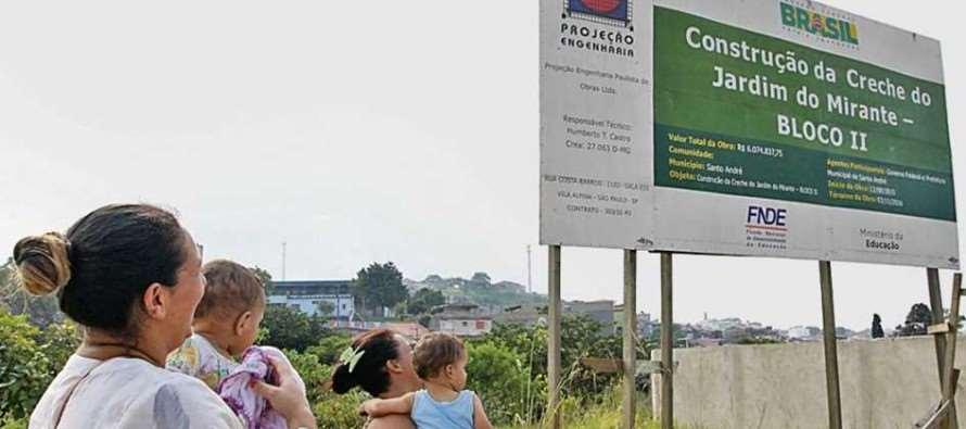 Descaso de Paulo Serra faz Ministério da Educação congelar envio de verba para Santo André