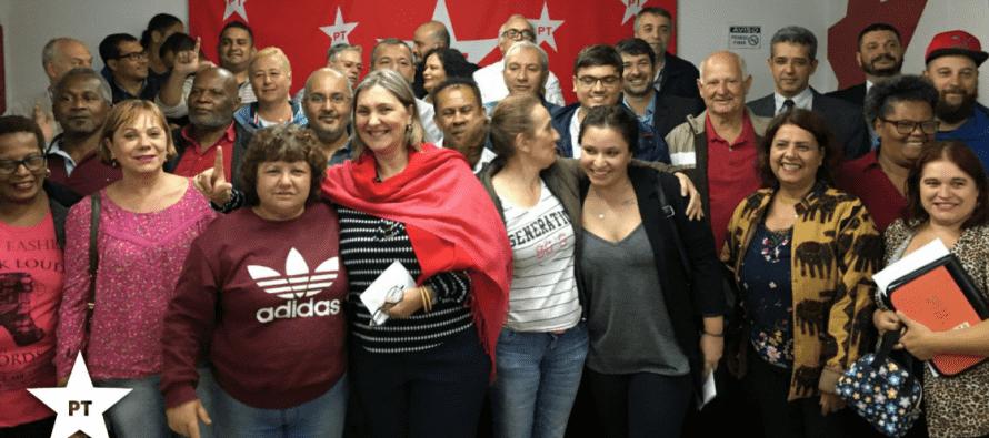 PRÉ CANDIDATURAS SE REÚNEM NO DIRETÓRIO MUNICIPAL