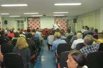 #FórumDeConjuntura: Em auditório lotado, PT-SP aprofunda regras sobre a Reforma Eleitoral para 2016
