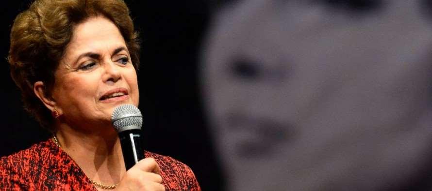 """Dilma: """"Após comprar votos, Temer quer privatizar Eletrobras na bacia das almas"""""""