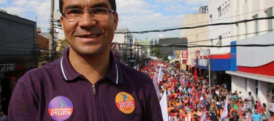"""Zé Paulo: """"PT precisa ser aliado de primeira hora dos movimentos sociais"""""""