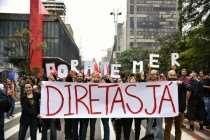 Mobilização Nacional pelas #DiretasJá e #ForaTemer acontece na próxima quarta-feira (02/08)