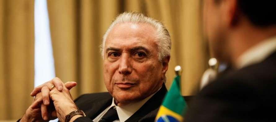 CNI/Ibope: Reprovação do governo Temer chega a 70%