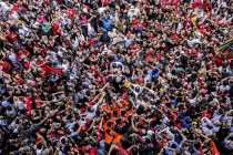 O discurso histórico de Lula em São Bernardo, em video e texto