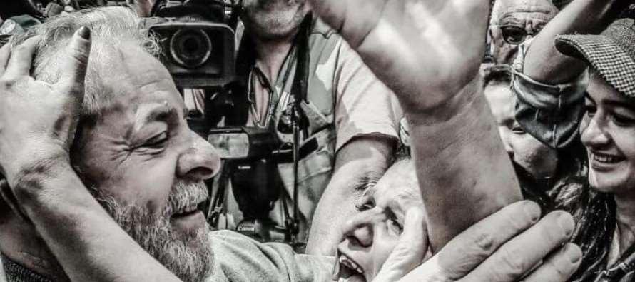 Lula começa caravana pelo Nordeste no dia 17 de agosto