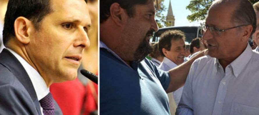 O mesmo Ministério Público que pede a prisão do Lula, não investiga a participação do Governo Alckmin no escândalo da Merenda