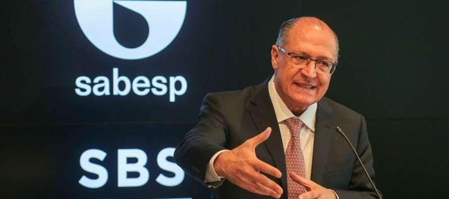 PT barra projeto que intensifica privatização da Sabesp pelo governo Alckmin (PSDB)