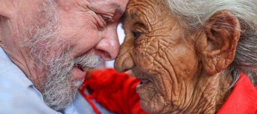 "Lula: ""O golpe contra a Dilma foi para barrar os avanços dos mais pobres"""