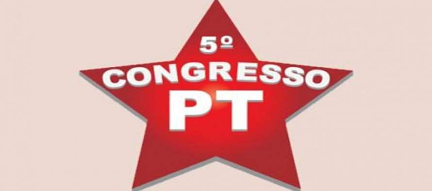PT-SP divulga manifesto aos delegados do 5º Congresso do PT