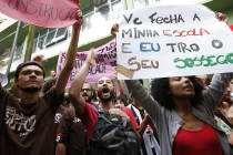 #NãoFecheMinhaEscola: Professores da UFABC questionam reorganização de Alckmin