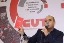 """Vagner Freitas: """"Preço do golpe é entregar o país de mão beijada para os estrangeiros"""""""