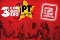 #AgendaPT (11/11): Juventude do PT promove debate entre as teses do 3º ConJPT