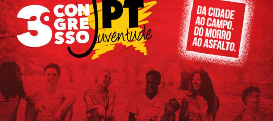 #AgendaPT (11/11): Juventude do PT promove debate entre as teses do 3º ConJPT