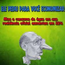Alckmin muda rota de visitas para não ir à escola sem água