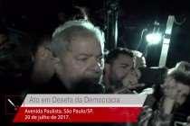 Lula | Ato em defesa da Democracia