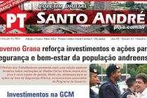 Boletim Digital PT Santo André: Confira às realizações na Segurança Pública