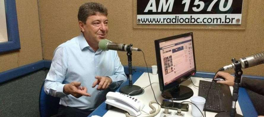 [#Entrevista] – Prefeito Grana concedeu entrevista exclusiva para Radio ABC
