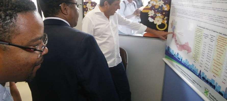 #GovernoGrana: Prefeito Carlos Grana (PT) inaugurou primeiro Centro de Referência da População Negra de Santo André