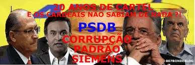 CORRUPÇÃO TUCANA