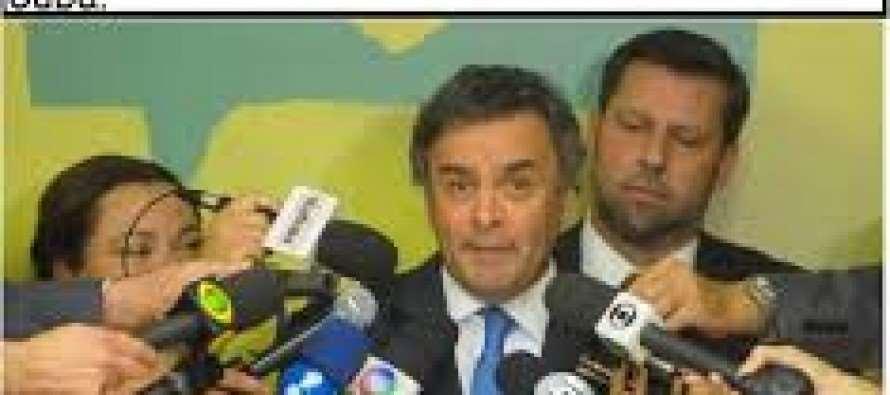 Arrocho Neves desviou verba da saúde MG e pretende acabar com Mais Médicos