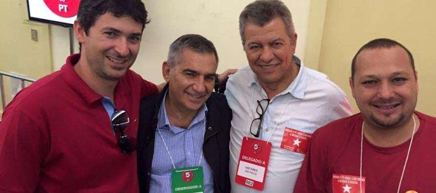 5º Congresso PT: Luiz Turco e Gilberto Carvalho debatem políticas públicas do partido e do Governo Grana