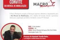 #DiadeMobilizaçãoPTSP: – Macro Mantiqueira: Barba participa do #DiadeMobilizaçãoPTSPneste sábado (14)