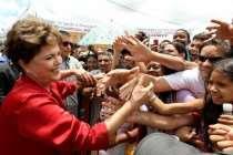 Na frente de Aécio (PSDB), Dilma (PT) lidera pesquisa para o Senado em Minas Gerais