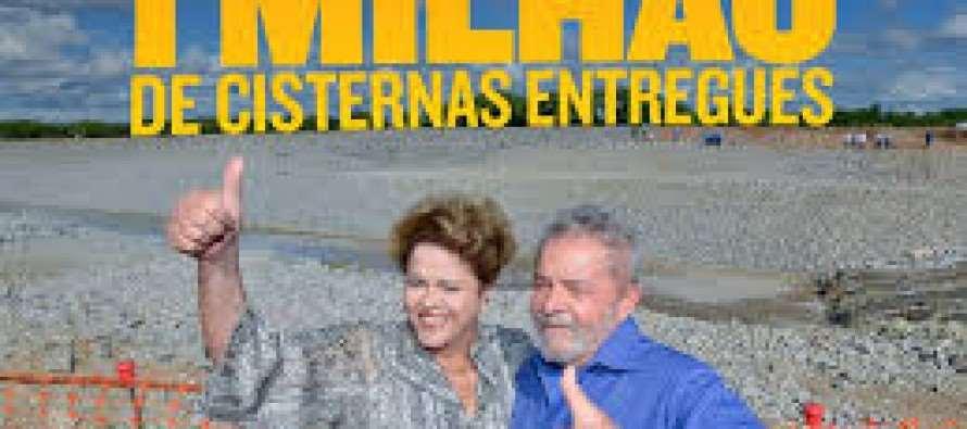 #Dilma leva água a 12 milhões de nordestinos